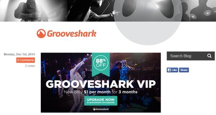 Legally murky music service Grooveshark goes legit with 'Broadcasts' app