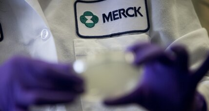 Merck $8.4 billion takeover sends Cubist stock soaring