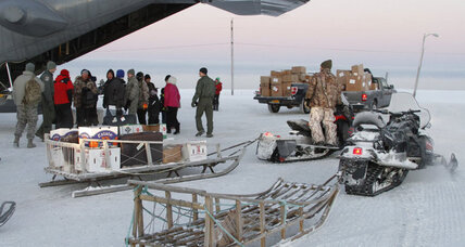 Operation Santa brings holiday cheer to remote Alaskan villages