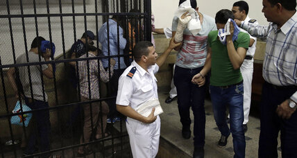 Cairo bath house raid: How Egypt exploits anti-gay sentiment