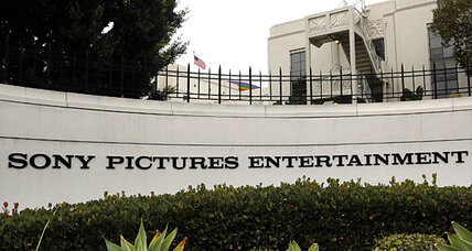 Hackers demand Sony stop showing 'The Interview'