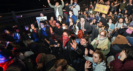 Berkeley protests continue for third night, 159 arrested