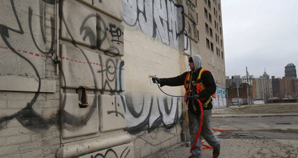 Detroit to emerge from 'historic' bankruptcy Wednesday (+video)