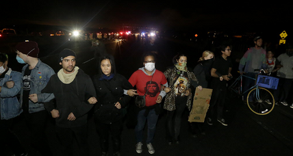 Berkeley protests continue for fourth night, 19 arrested