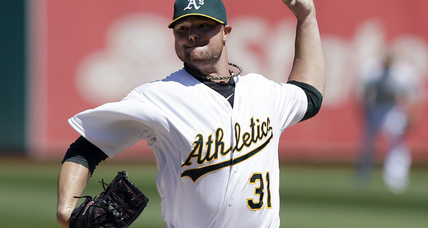 Jon Lester heads to Chicago Cubs, signs $155M, 6-year contract