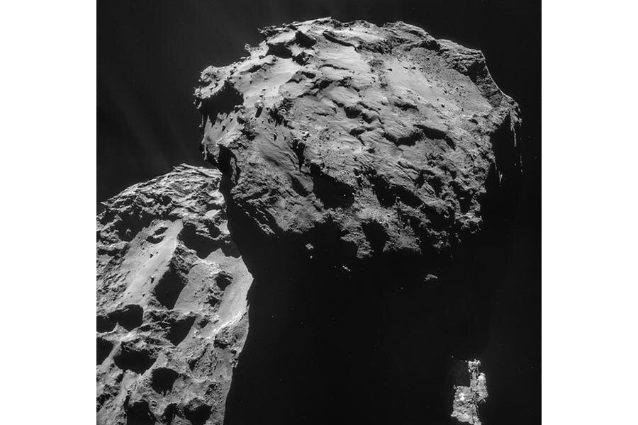 where did asteroids come from - photo #2