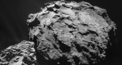 Where did Earth's water come from? Rosetta data muddies picture.