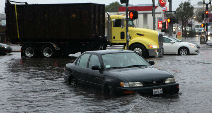 Record storm leaves 100,000 San Francisco Bay Area residents without power (+video)