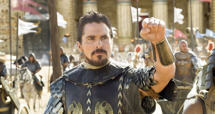 Moses as an action hero? What 'Exodus' film says about society today.