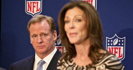 NFL domestic violence policy matters to more than just football wives (+video)