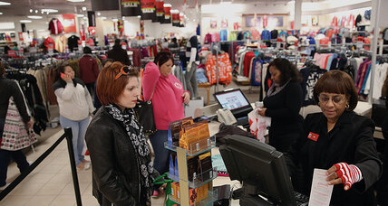 Retail sales in the US hit 8-month high in November. Will holiday spending soar? (+video)