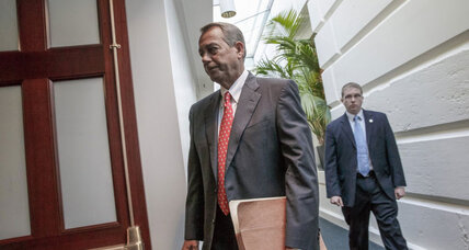 What messy budget vote says about Boehner's ability to control his caucus