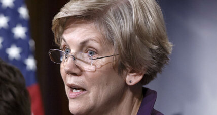 Spending bill fallout: Elizabeth Warren now Ted Cruz of the left? (+video)