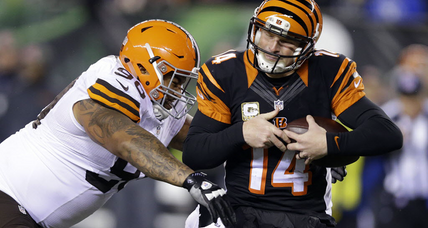 NFL Game of the Week: Cincinnati Bengals vs. Cleveland Browns