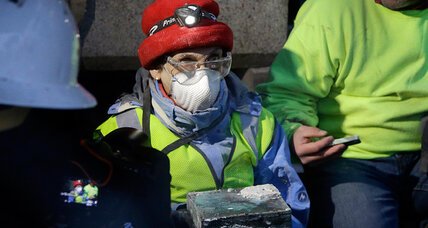 Time capsule buried by Paul Revere, Samuel Adams sees light of day