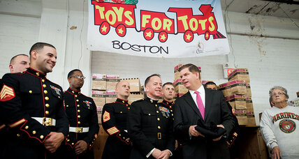 Toys for Tots: creating 7 million smiles a year (+video)