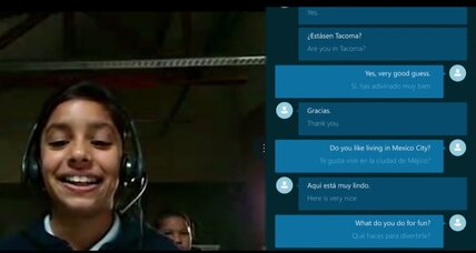 Skype update translates English and Spanish in real time