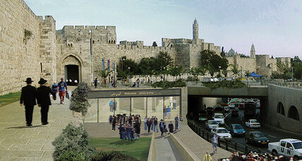 Building a shared Jerusalem: One design firm takes up the task