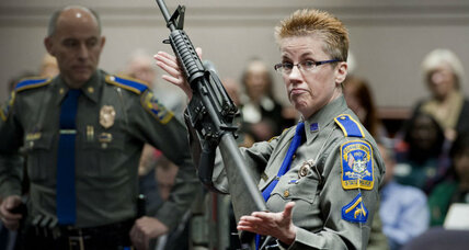 Can gunmaker be held responsible for Newtown shooting?