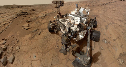Mars burped? NASA's Curiosity detects methane pulses that could hint at life (+video)