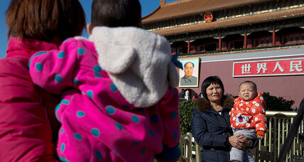 China urged to drop one-child policy. But will young couples opt for two? (+video)