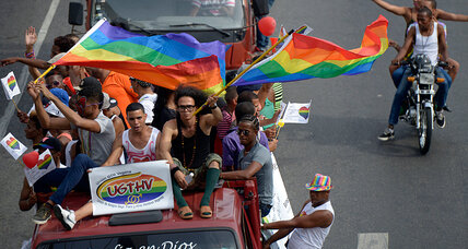 Openly gay US ambassador treads touchy path in Dominican Republic