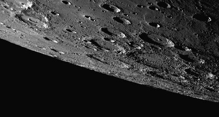 Want to name a crater on Mercury? Here's your chance.