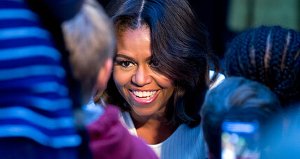 Michelle Obama drops Christmas gift hint. Should Barack buy it? (+video)