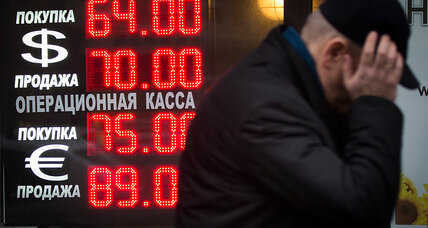 Does the ruble's rocky past foretell its future?