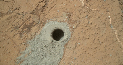 Methane on Mars? Curiosity discovery boosts case for Martian life.