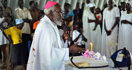 In S. Sudan, churches struggle to keep role as trusted peacemakers (+video)