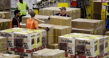 Amazon extends free-shipping deadline by 1 day