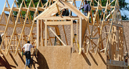 Construction stalls in November, but US housing market is improving