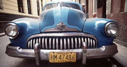 From the Monitor archives: US slaps Cuba with trade embargo