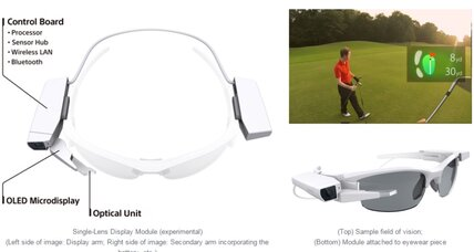 Sony debuts Google Glass-like gadget that clips onto your favorite shades