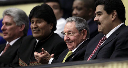 Venezuela's role in warming Cuba - US relations (+video)