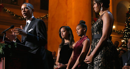 Obamas speak out on 'racist experiences.' Why now? (+video)