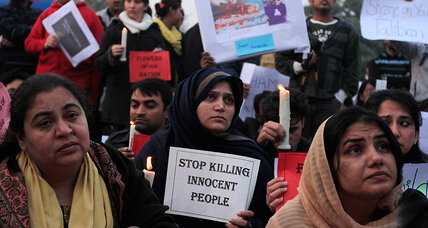 Pakistan outraged over school massacre. But will mood tip scales against Taliban? (+video)