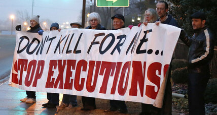 This year, US imposed fewest death sentences in four decades