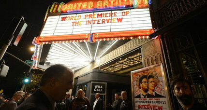 'The Interview' uproar: Was ditching flick right business call for Sony? (+video)