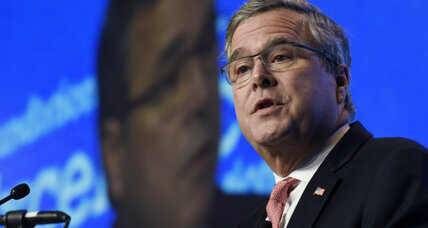 Jeb Bush: upsides and downsides for a 2016 presidential run (+video)