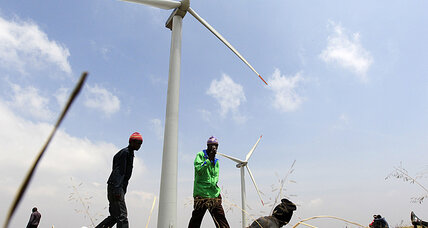 Kenya to build Africa's largest wind project