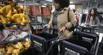 Kohl's will be open 24 hours a day until Christmas eve, starting today