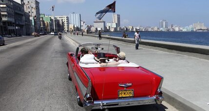 Should Americans start planning trips to Cuba?