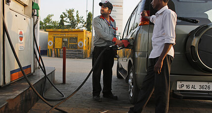 Low oil prices spur drive to scrap fuel subsidies