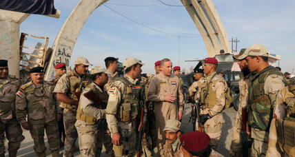 Pentagon: why training Iraqis to take on Islamic State will take '3 years, minimum'