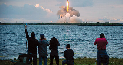 Can NASA's Orion program reinvigorate human spaceflight? (+video)