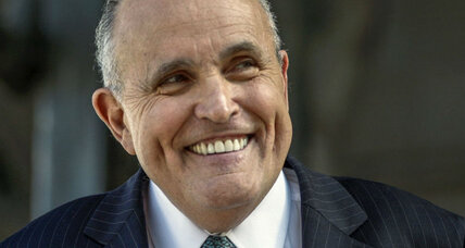 Rudy Giuliani links President Obama to anti-cop hatred: Tough talk or too far? (+video)
