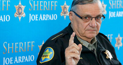 Sheriff Joe Arpaio tries legal Hail Mary against Obama immigration plan (+video)