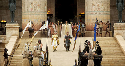 'Exodus: Gods and Kings' isn't satisfying in its epic scope or its religiosity